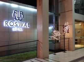 Hotel photo: Roswal Business Hotel