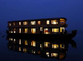 Grand Nirvana Jacuzzi Houseboat Alleppey India
