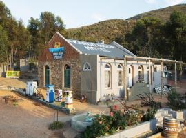 The Karoo Moon Motel Barrydale South Africa
