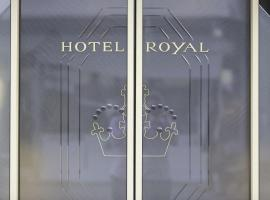 Hotel Royal Stuttgart Germany