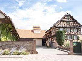Hotel photo: Ferme Typique Alsacienne