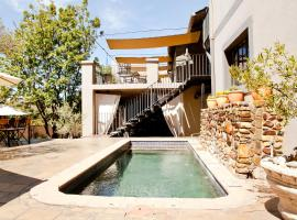 Olive Grove Guesthouse Windhoek Namibia
