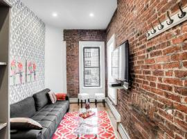 Hotel Photo: NY Away - The ideal Family & Friends 4 Bedrooms / 4 Bathrooms in Manhattan