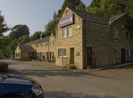 Hotel Photo: Premier Inn Halifax South