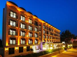 Gonluferah City Hotel Bursa Turkiet