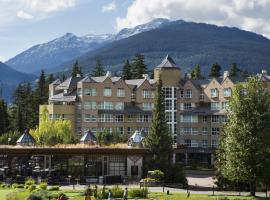 Hotel Photo: Le Chamois by Whistler Premier