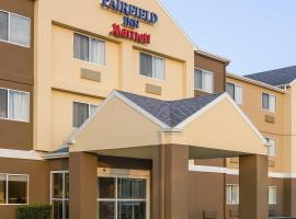 Fairfield Inn & Suites Ashland Cannonsburg USA