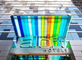 Aloft Chicago City Center Chicago Verenigde Staten