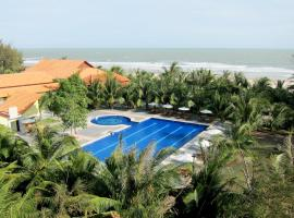 Dat Lanh Beach Resort Lagi Vietnam