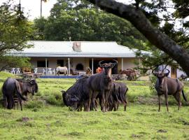 A picture of the hotel: Santa Paloma Guest Farm