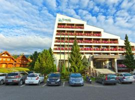 Hotel Photo: Kontakt Wellness Hotel