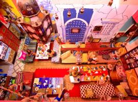 Hostel Marrakech Rouge Marrakech Morocco