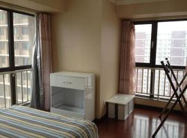 Hotel photo: Tangshan Longpeng Short Term Rental Apartment Shibo Branch