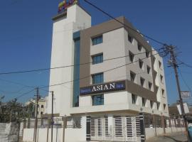 A picture of the hotel: Hotel Asian Inn