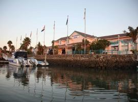 Halyards Hotel Port Alfred South Africa