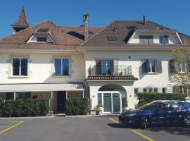 Hotel photo: Auberge de Founex