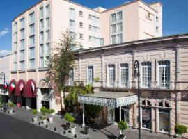 A picture of the hotel: Hotel Francia Aguascalientes