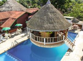 A picture of the hotel: Los Gavilanes Hotel