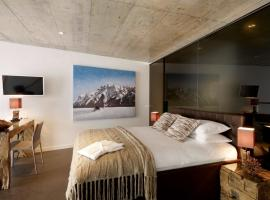 Hotel Photo: VISIONAPARTMENTS Zurich Wolframplatz