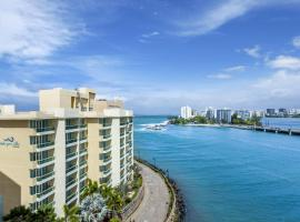 A picture of the hotel: Condado Lagoon Villas at Caribe Hilton