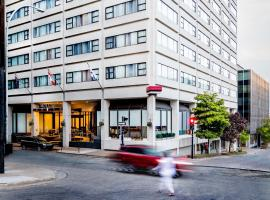 The Hollis Halifax - a DoubleTree Suites by Hilton Halifax Canada
