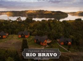 Parque Natural Rio Bravo Lodge Castro Chile