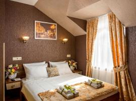 Hotel and Restaurant Pysanka Lviv Ukraine
