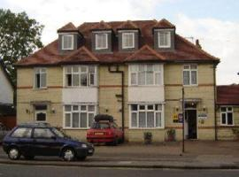 Alpha Milton Guest House Cambridge United Kingdom