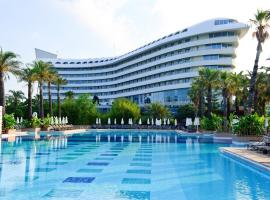 Concorde De Luxe Resort Lara Turkey
