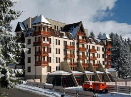 Pearl Lodge Hotel Pamporovo Bulgaria