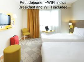 Hotel Photo: ibis Styles Tours Centre