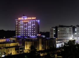 Hotel Photo: Hotel Golden Way Giyimkent