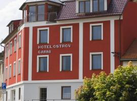Hotel Photo: Hotel Ostrov Garni