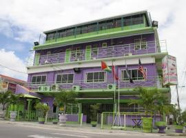 Hotel Princess Raven George Town Guyana