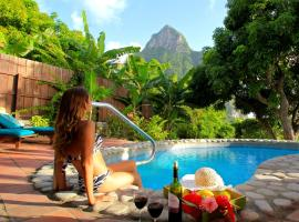 Stonefield Estate Resort Soufrière Saint Lucia