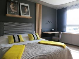 Hotel photo: Martigny Boutique-Hôtel
