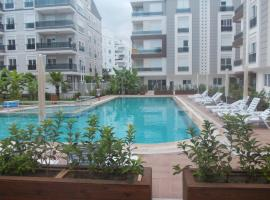Orion Residence Antalya Turkey