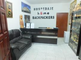Home Backpackers Hostel Chachapoyas Peru