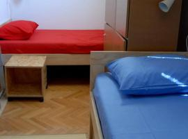 Chillton 2 Hostel Belgrade Serbia