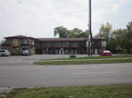 Hotel photo: Knights Inn Oshawa
