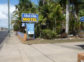 A picture of the hotel: Bel Air Motel