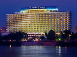 The Nile Ritz-Carlton, Cairo קהיר מצרים