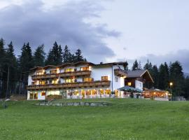 Hotel Photo: Familienhotel Moos-Alm