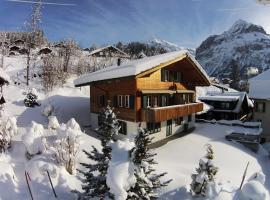 Apartment Kiwi rechts 3.5 - GriwaRent AG Grindelwald Switzerland