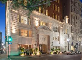 International House Hotel New Orleans USA