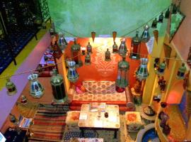 Riad Layla Rouge Marrakesh Morocco