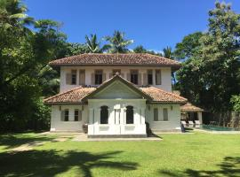 Old Clove House Unawatuna Sri Lanka