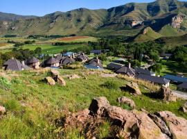 Kiara Lodge Clarens South Africa