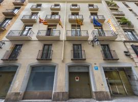 Hostal Operaramblas Barcelona Spain
