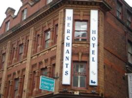 The Merchants Hotel Manchester Reino Unido